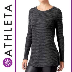 Athleta | 'Cypress' Wool Blend Knit Tunic Sweater